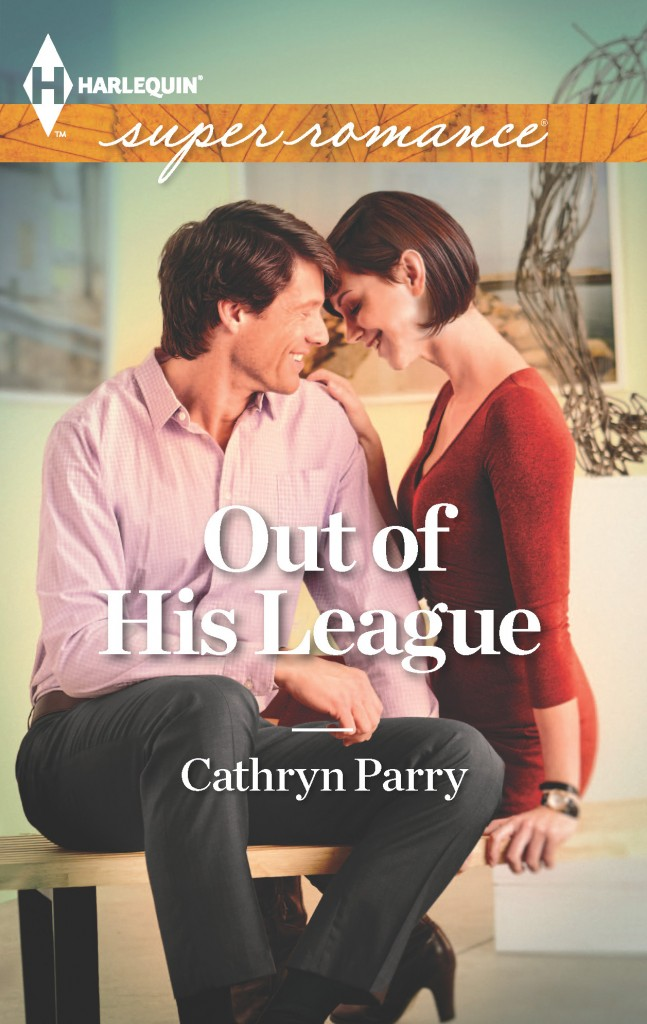 Book Cover: Out of His League