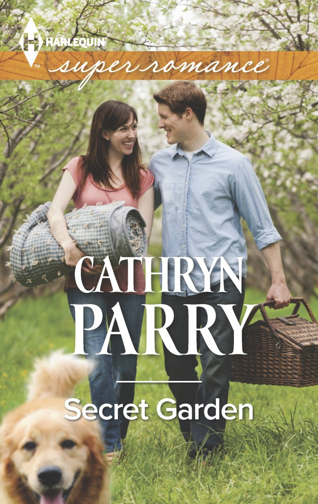 Book Cover: Secret Garden