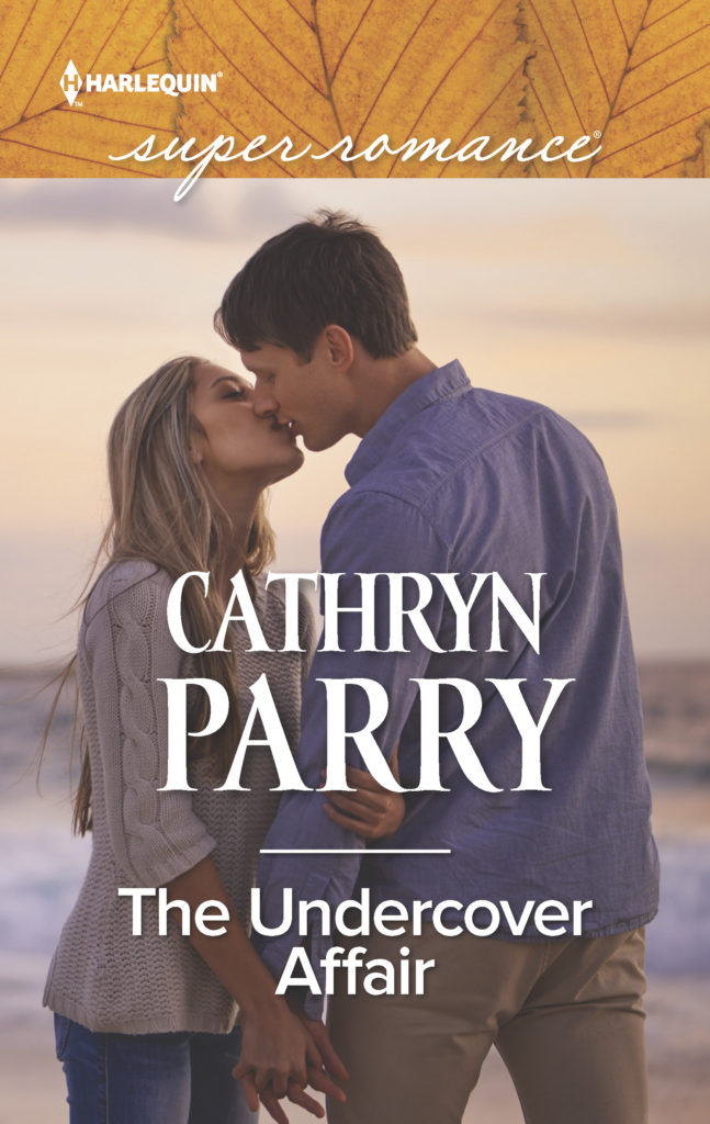 Book Cover: The Undercover Affair