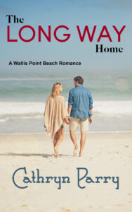 Book Cover: The Long Way Home: A Wallis Point Beach Romance