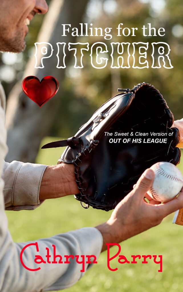 Book Cover: Falling for the Pitcher